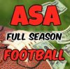 ASA 2018-19 Football Full Season Package - PRICE REDUCED