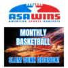 ASA's NOVEMBER NBA & COLLEGE Basketball Package